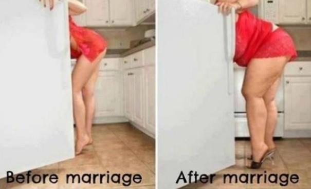 Memet që do j'u bëjnë të qeshni me lot, ja si është jeta para dhe pas martese (Foto)