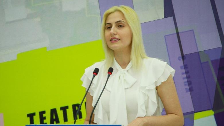 """""""Politikë me tërmetin"""": TV i Shkëlzen Berishës nxjerr bllof pa dashje zëdhënësen e PD"""
