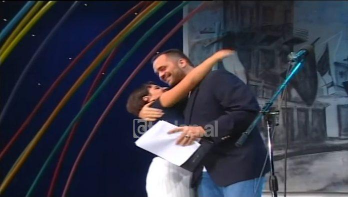 Video / Kur Monika Kryemadhi plot emocione i thurte lavde Edi Ramës: Fitove, ke rininë me vete