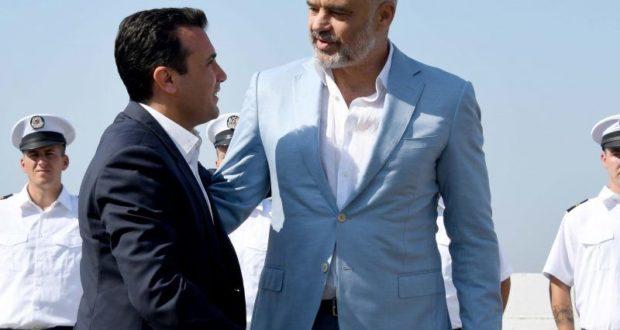 """""""Vendimi shkaktoi tronditje të rëndë"""", prestigjozja britanike Financial Times: Rama dhe Zaev paralajmërojnë BE-në për rrezik tensionesh në rajon"""