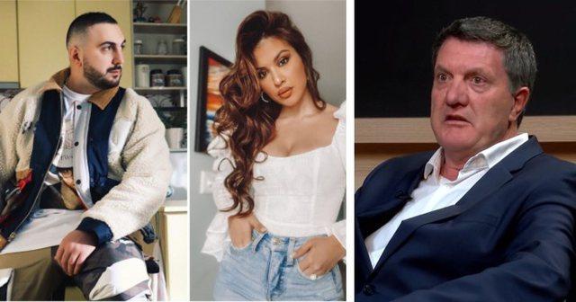 Këngëtari nuk e lejon bashkëshorten e tij që të ftojë në emision Milaim Zekën, gazetari tregon arsyen