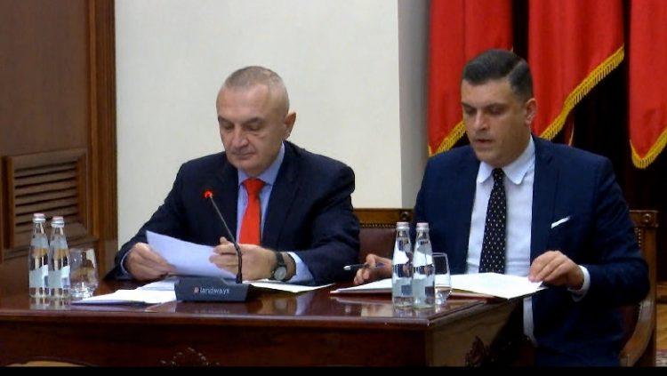 Bilushi i Metës shpjegon strukturën e Komitetit anti-qeveritar për COVID