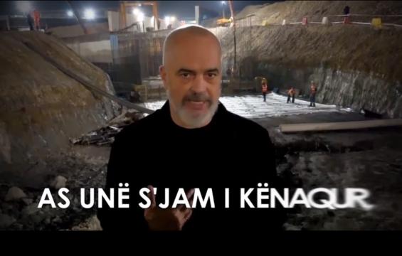"""""""E di që s'jeni të kënaqur, as unë""""! Videomesazhi i Ramës për qytetarët: Mos harroni ç'kemi hequr në kohë të mallkuara! Ja çfarë kemi realizuar"""