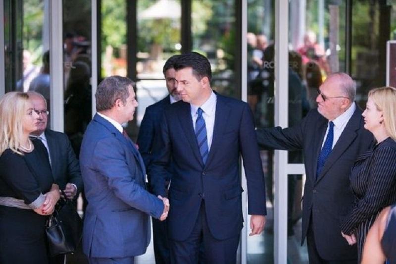 Shpëtim Idrizi nënshkruan marrëveshjen me PD: S'jemi kundër PS-së, por jemi kundër Edi Ramës