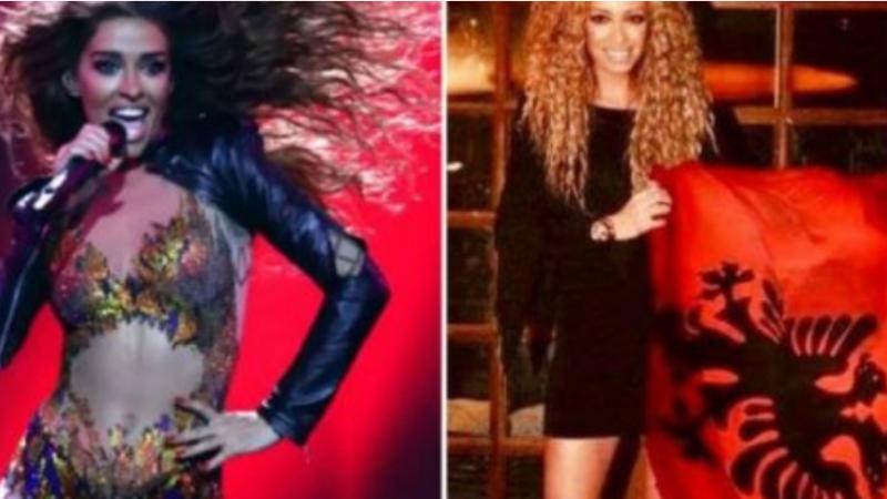 Eleni Foureira: Pse e mbajta të fshehtë origjinën time shqiptare