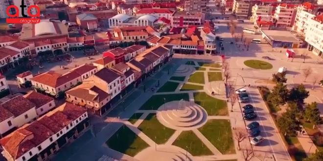 'Parisi i 'Vogël' i Shqipërisë'/ Rama publikon pamjet dhe tregon ndryshimin e madh që i ka ndodhur Korçës pas ardhjes së PS-së në qeveri