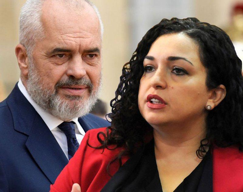 Vjosa Osmani zyrtarisht Presidente e Kosovës: Reagon për herë të parë Rama